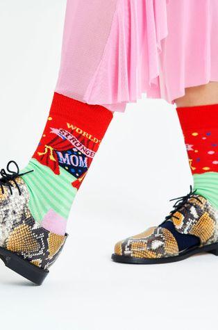 Happy Socks - Ponožky World´s Strongest Mom