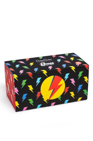 Happy Socks - Skarpetki Bowie Gift Set (6-PACK)