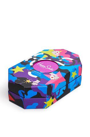 Happy Socks - Skarpetki Circus Socks Gift Set (3-PACK)