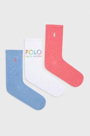 Polo Ralph Lauren - Чорапи (3 чифта)