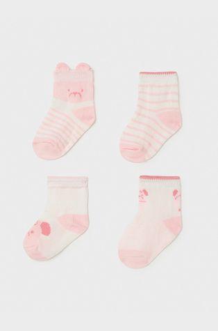 Mayoral Newborn - Dětské ponožky (4-PACK)