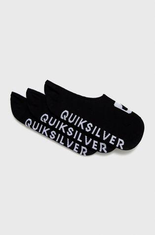 Quiksilver - Kotníkové ponožky (3-pack)
