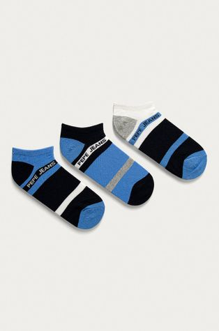 Pepe Jeans - Ponožky Dunham (3-pak)