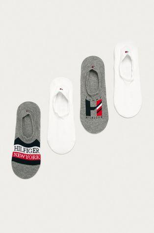 Tommy Hilfiger - Ponožky (4-pak)