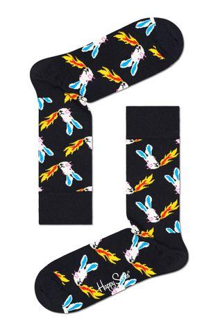 Happy Socks - Skarpety Fire Rabbit