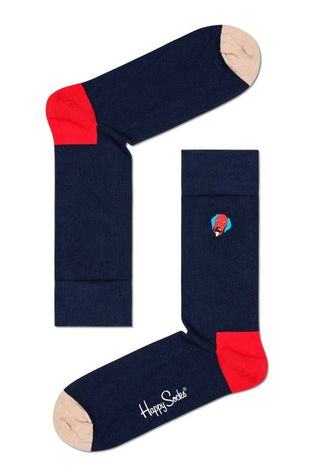 Happy Socks - Skarpety Embroidery Dog
