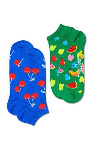 Happy Socks - Ponožky Fruit Low (2-PACK)
