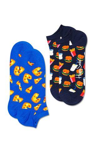 Happy Socks - Ponožky Junk Food (2-PACK)