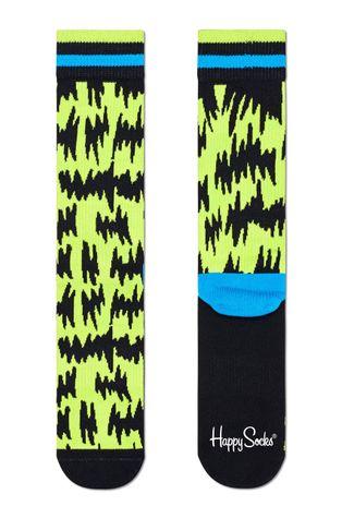 Happy Socks - Ponožky Soundwave Crew