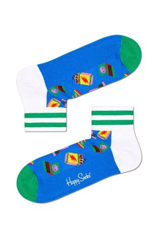Happy Socks - Ponožky Matches 1/4 Crew