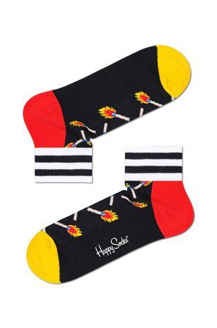 Happy Socks - Skarpety Matches 1/4 Crew
