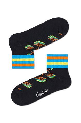 Happy Socks - Skarpety Shadow Flash 1/4 Crew
