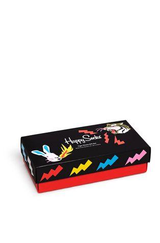 Happy Socks - Ponožky Tiger Socks Gift Set (3-PACK)