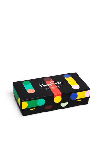 Happy Socks - Skarpety Classic Multi-Color (3-PACK)