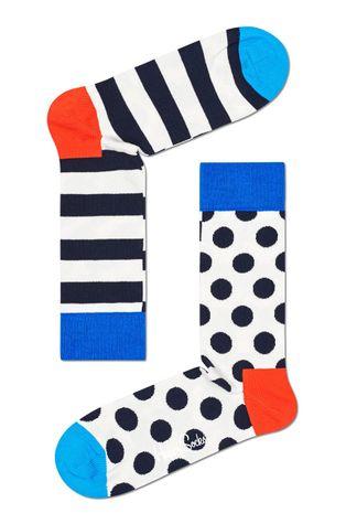 Happy Socks - Skarpetki Stripe Dot