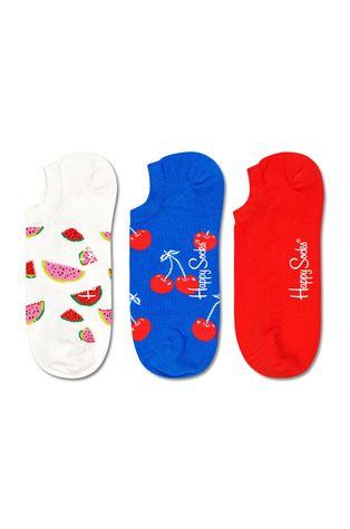Happy Socks - Ponožky Fruit (3-pack)