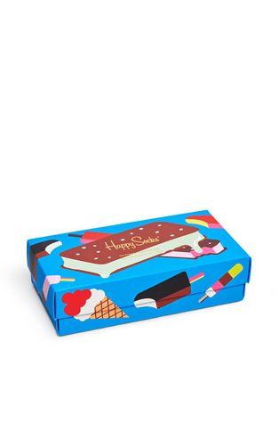 Happy Socks - Ponožky Ice Cream (3-pack)