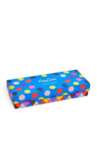 Happy Socks - Skarpetki Classic Multi-Color (4-PACK)