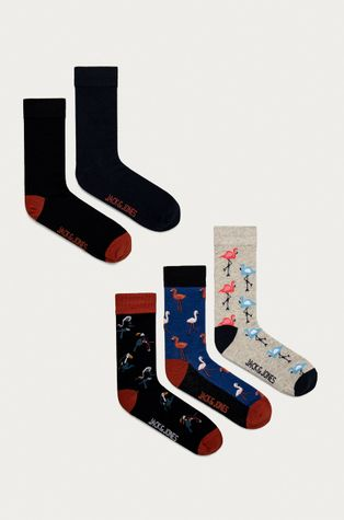 Jack & Jones - Ponožky (5-pak)