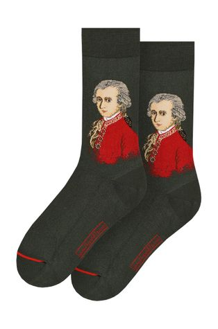MuseARTa - Чорапи Barbara Krafft - Wolfgang Amadeus Mozart