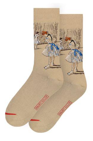 MuseARTa - Чорапи Edgar Degas - Dance Studio