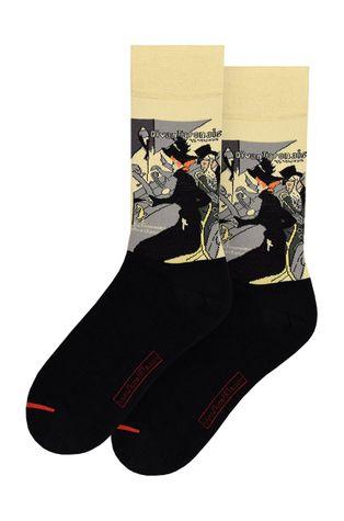 MuseARTa - Zokni Henri de Toulouse-Lautrec - Divan Japonais