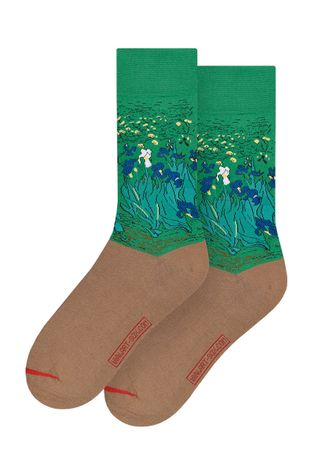 MuseARTa - Zokni Vincent van Gogh - Irises
