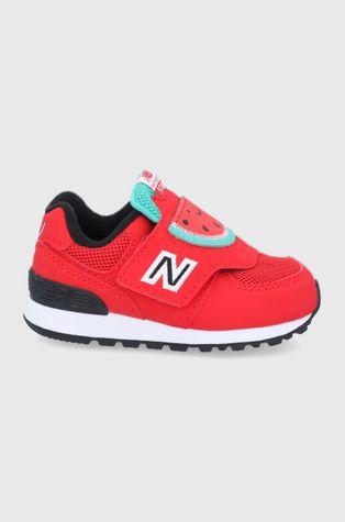 New Balance - Buty dziecięce IV574FRR