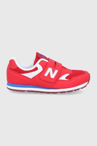 New Balance - Dětské boty YV393BBP