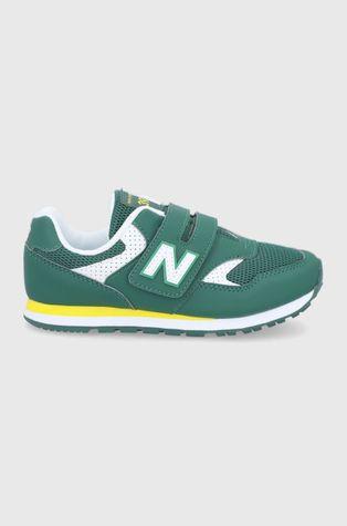 New Balance - Detské topánky YV393BGR