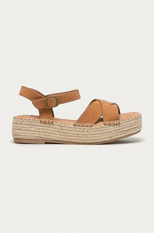 Roxy - Sandały skórzane