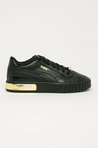 Puma - Kožené boty Cali Star Metallic