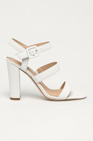 Guess - Kožené sandále