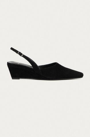 Vagabond - Magassarkú cipő velúrból Erica