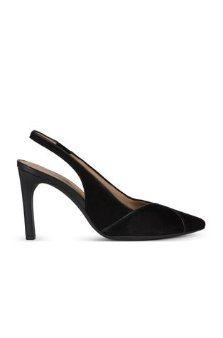 Geox - Замшевые туфли