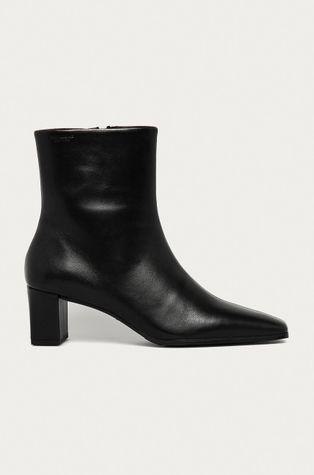 Vagabond - Kožené členkové topánky Tessa