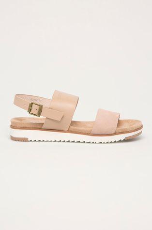 Big Star - Kožené sandále