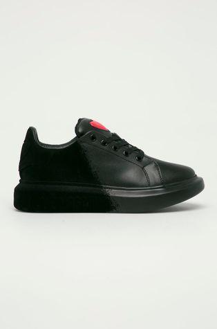 Love Moschino - Кожени обувки