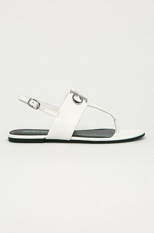 Calvin Klein Jeans - Kožené sandály