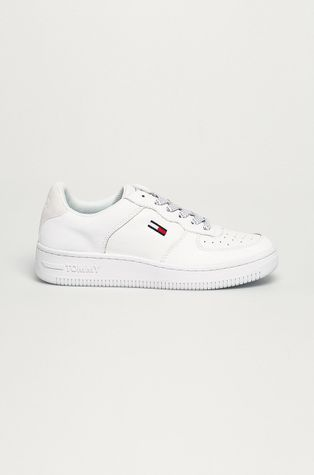 Tommy Jeans - Kožená obuv