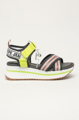 Pepe Jeans - Sandále Fuji laces