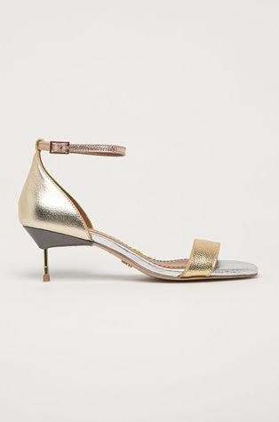Kurt Geiger London - Kožené sandále Birchin