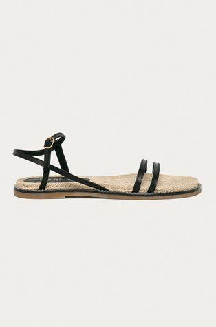 Kurt Geiger London - Kožené sandály Olympus