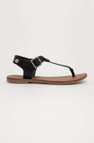 Steve Madden - Kožené sandále Tally