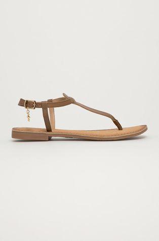 Mexx - Kožené sandály