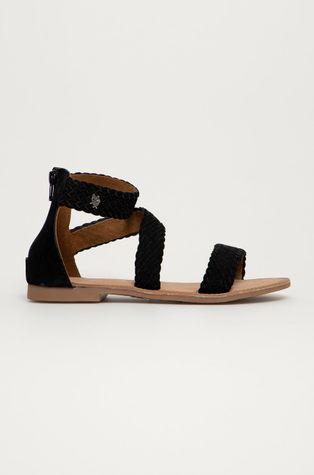 Mexx - Sandały zamszowe Eda