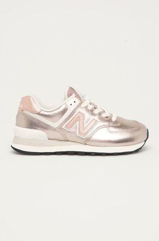 New Balance - Bőr cipő WL574PM2