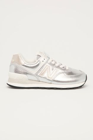 New Balance - Bőr cipő WL574PR2
