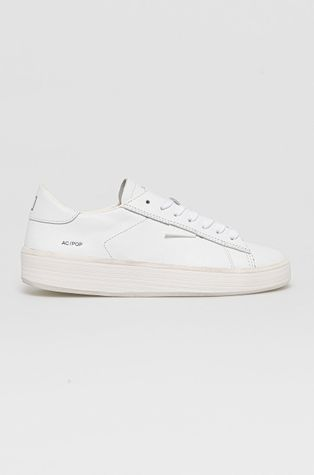 D.A.T.E. - Kožená obuv Ace Pop
