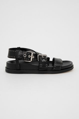 AllSaints - Kožené sandály NINA